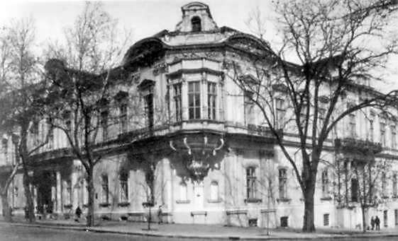 Палац Абази (№ 9)