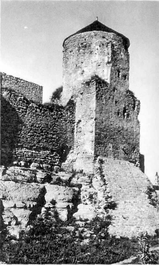 папська башта