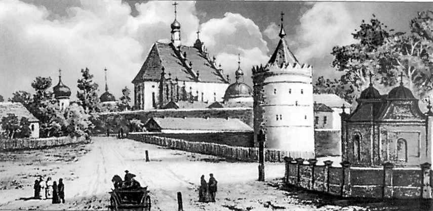 1870-і рр. Загальний вигляд. Рисунок Н.Орди