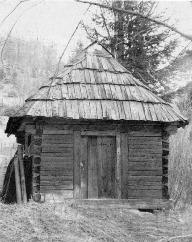 1992 р. Загальний вигляд каплиці