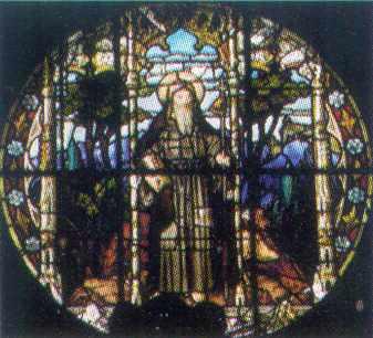 Каплиця богородиці і св.Антонія