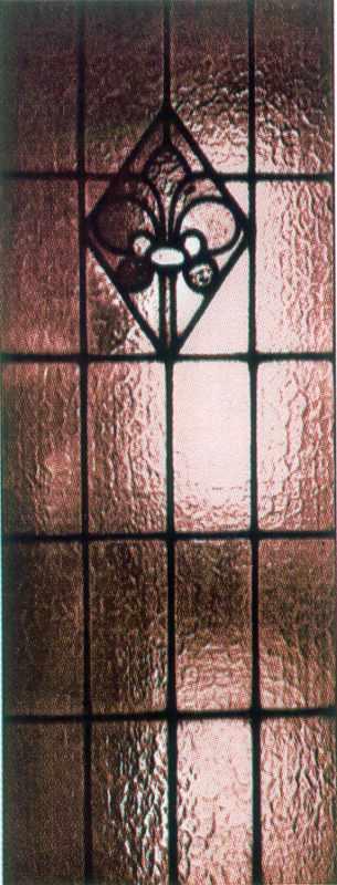 Вітражі сходової клітки