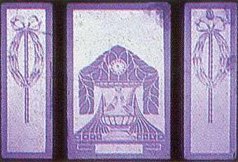 Вул. Акад. С.Єфремова, 36 1906-1908 pp., архіт. І.Левинський Псевдовітраж, репрезентативний Скло, травлення, гризайль. 50: 142, 27: 142 см …