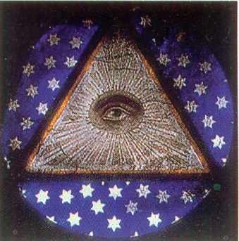 Вул. А.Чехова, 28 1893 р. Псввдовітраж, репрезентативний Моліроване скло, травлення. D 70 см Вікно має форму кола, в яке вписаний рівносторонній…