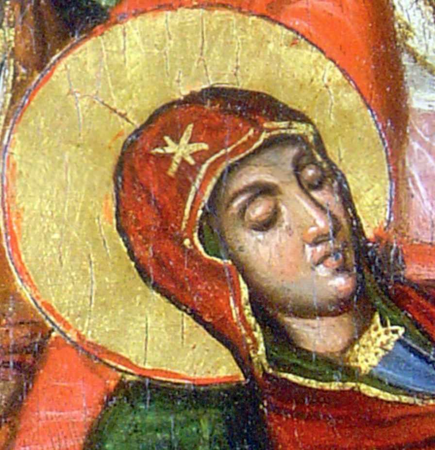 Голова Марії