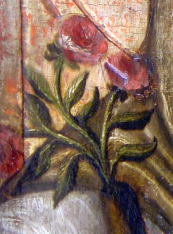 Квітка на жезлі