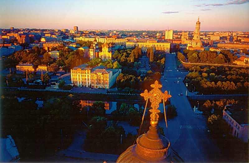 [2005 р.] Вид з дзвіниці церкви Благовіщення