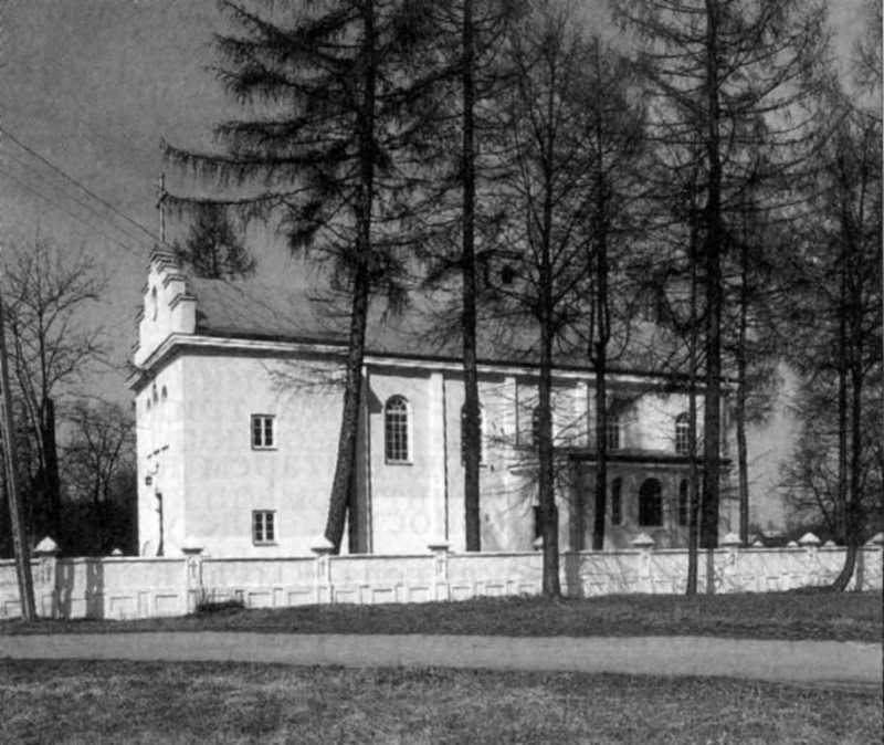 Церква Преображення