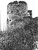 Гончарська башта до реставрації
