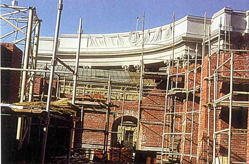 Відбудова собору