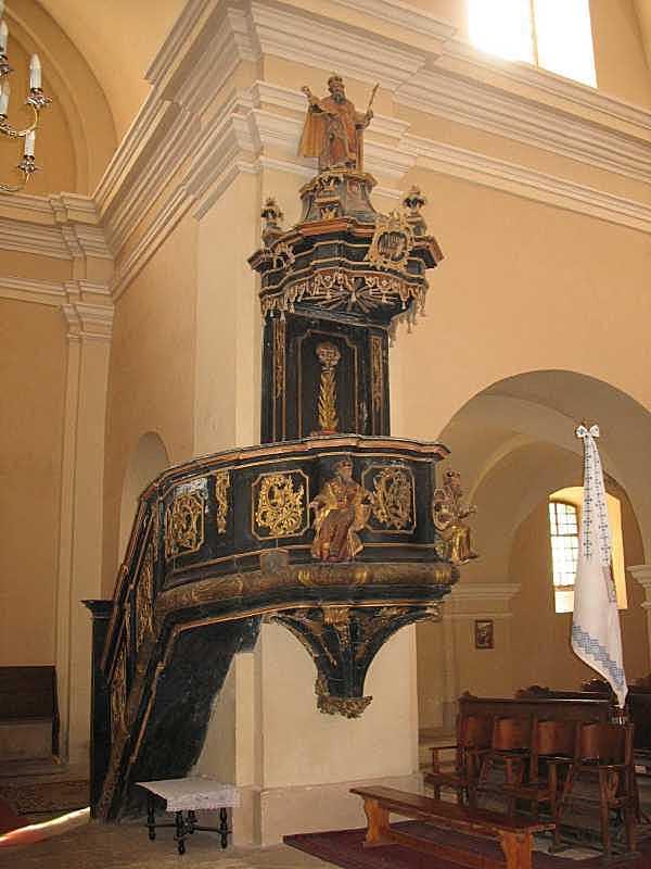 2006 р. Кафедра проповідника