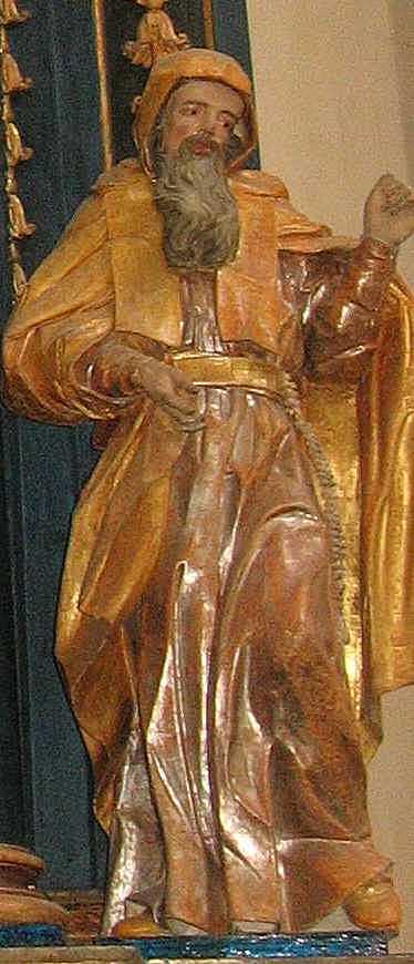 Скульптура пророка