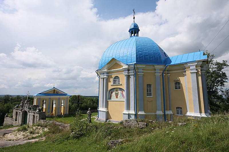 Каплиця св.Параскеви П'ятниці
