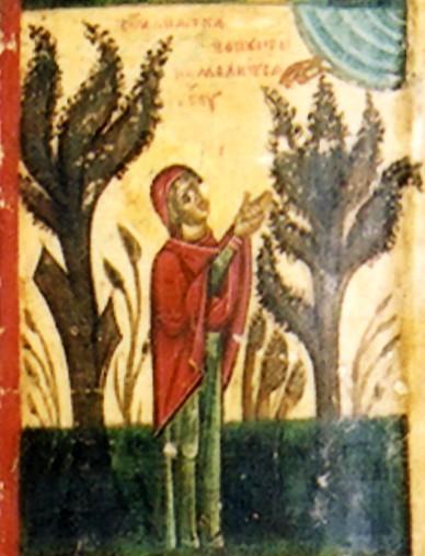 Молитва Параскеви