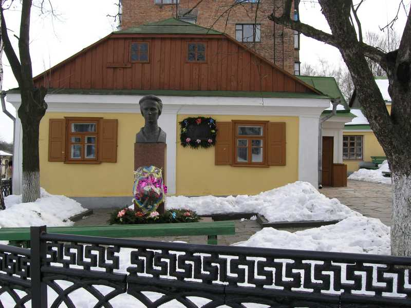Будинок, в якому народилась Леся Українка