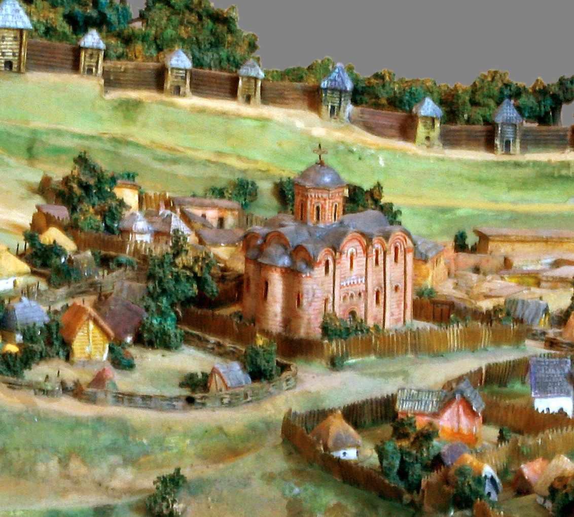 Церква 1887 р. в Киянівському провулку