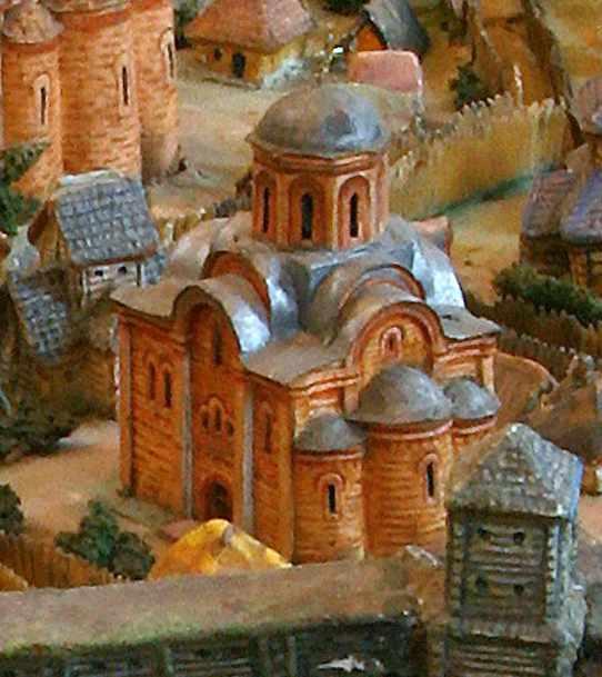 Собор Андріївського Янчина монастиря (умоглядна реконструкція)
