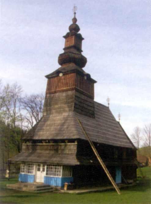 Церква Різдва богородиці (стара)