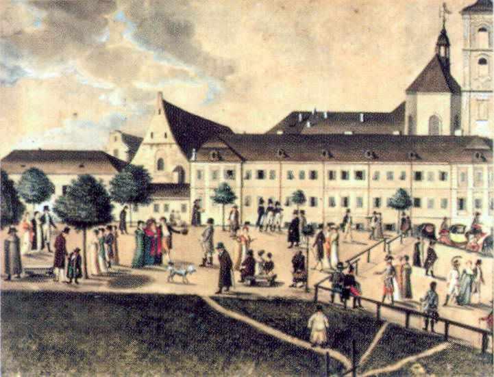 1807 р. Нижні вали