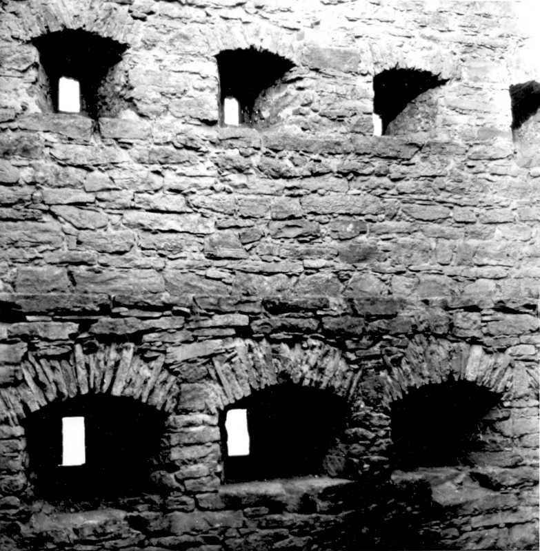 1988 р. Інтер'єр північної башти