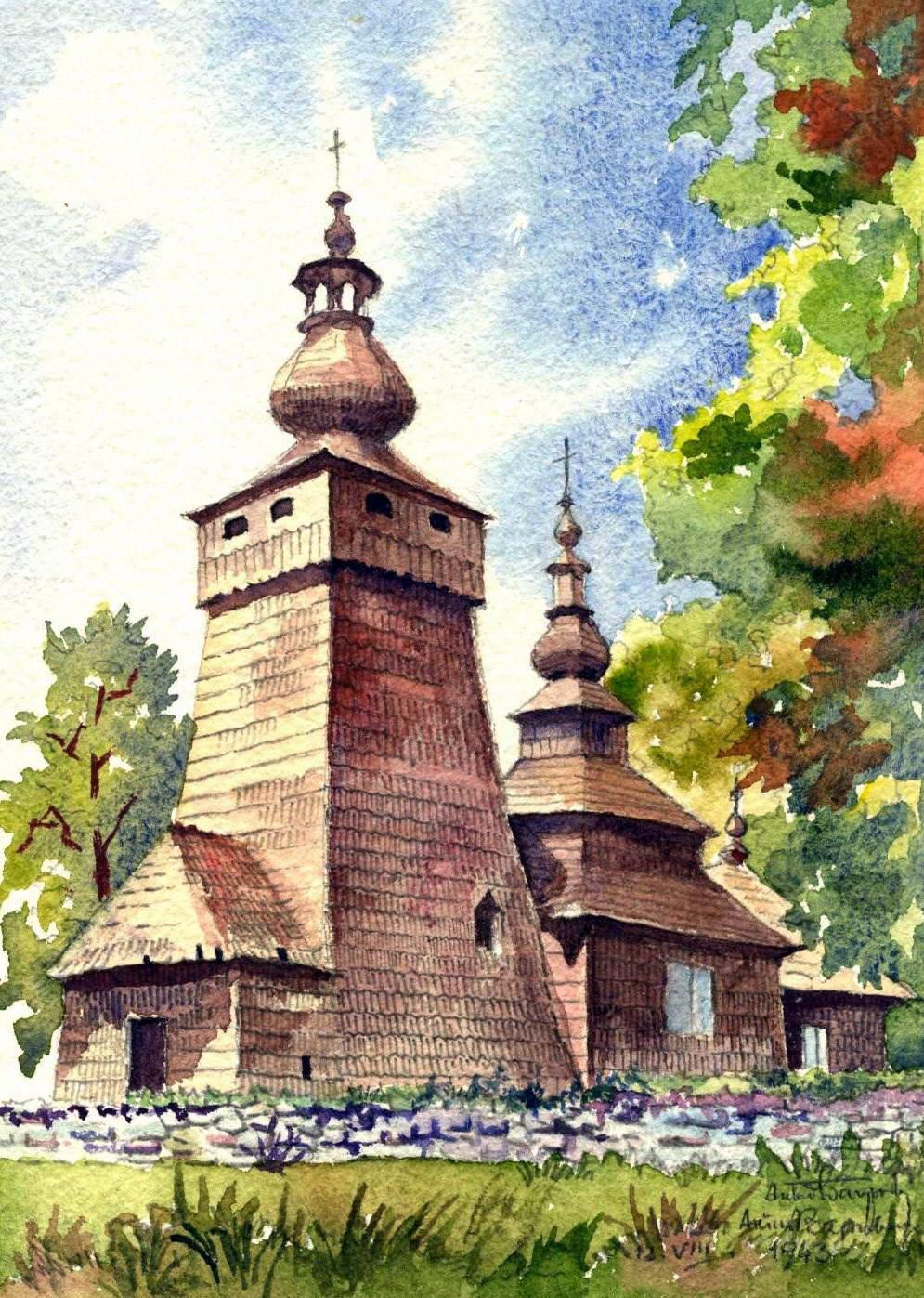 Церква св.Якова
