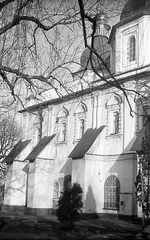 1976 р. Північно-західний фасад. Вигляд із заходу