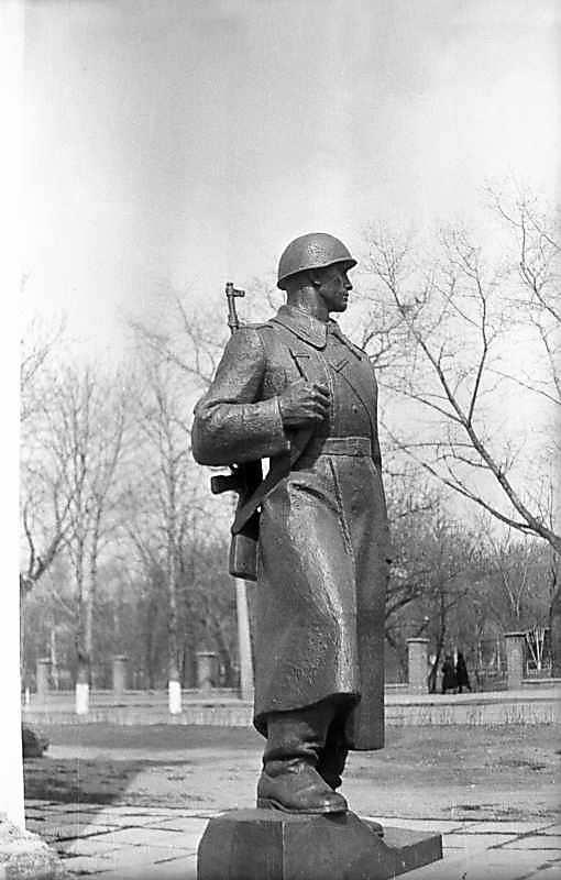 Пам'ятник Великій Вітчизняній війні