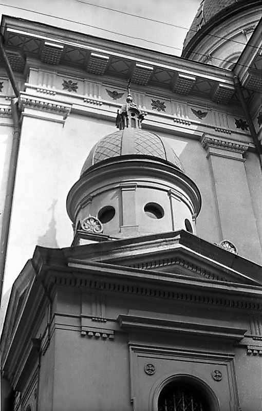 1976 р. Каплиця. Вигляд з позиції С4