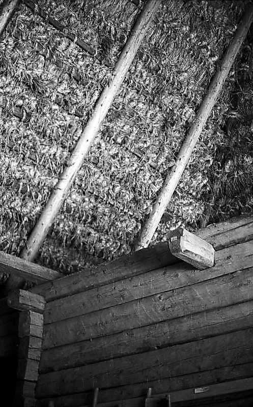 1976 р. Інтер'єр даху