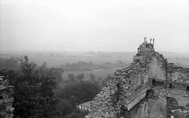 1976 р. Фрагмент споруди (будинку настоятеля ?)