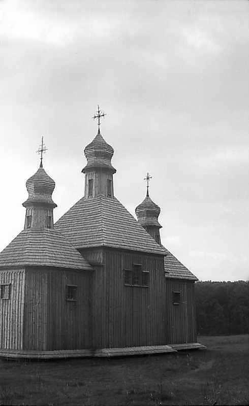 1976 р. Загальний вигляд з північного сходу