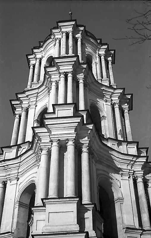 1977 р. Верхні яруси. Вигляд з позиції А2