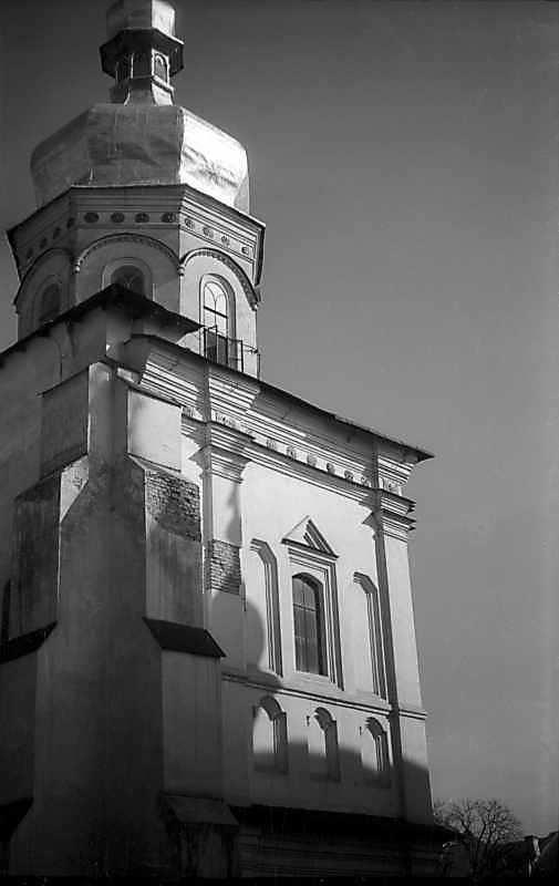 1977 р. Іоано-Богословський приділ. Вигляд з південного заходу