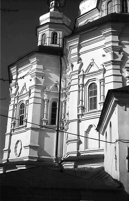 1977 р. Фрагмент фасаду. Вигляд зі сходу