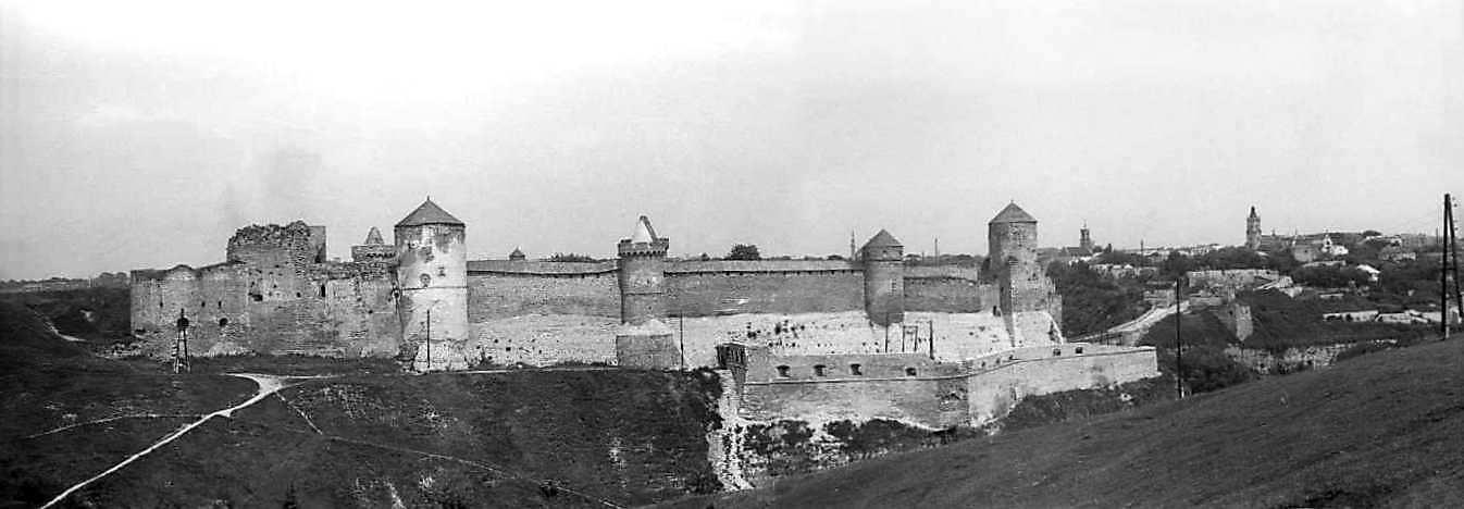 1977 р. Панорама з півдня