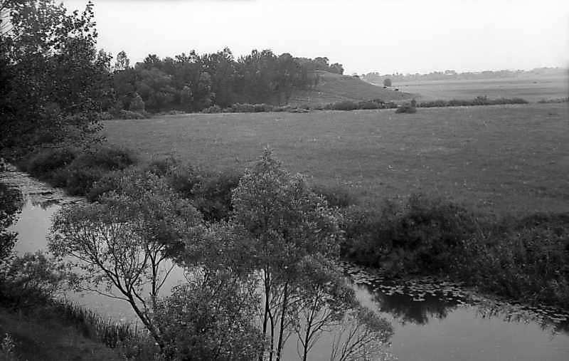 1977 р. Вид на р.Стир біля села