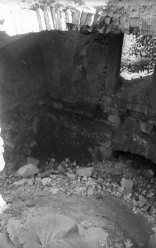 1977 р. Корпус 20. Підвал