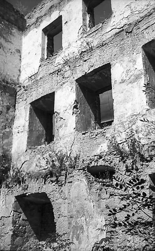 1977 р. Корпус 20. Підвал, 1-2 поверхи