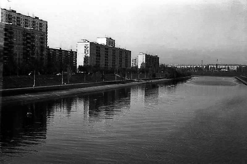 1977 р. Русанівський канал