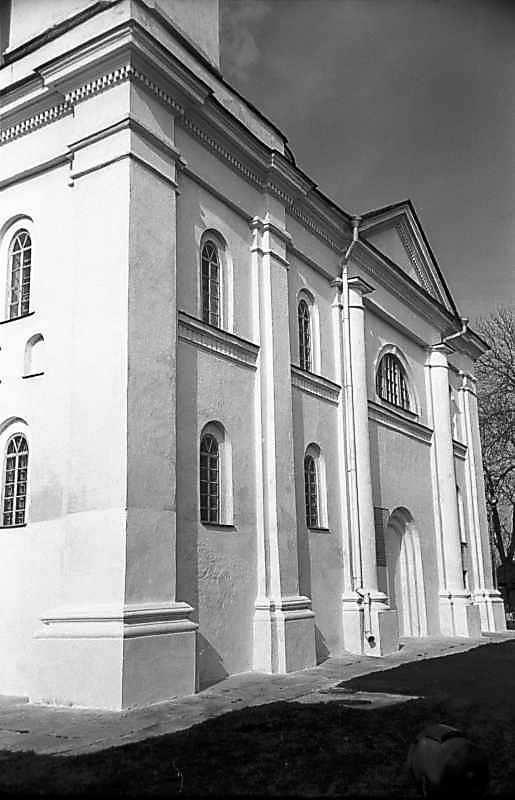1978 р. Південний фасад. Вигляд з південного заходу