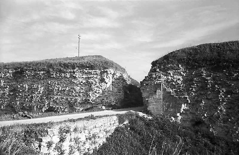 1978 р. Бендерська брама. Вигляд з південного сходу