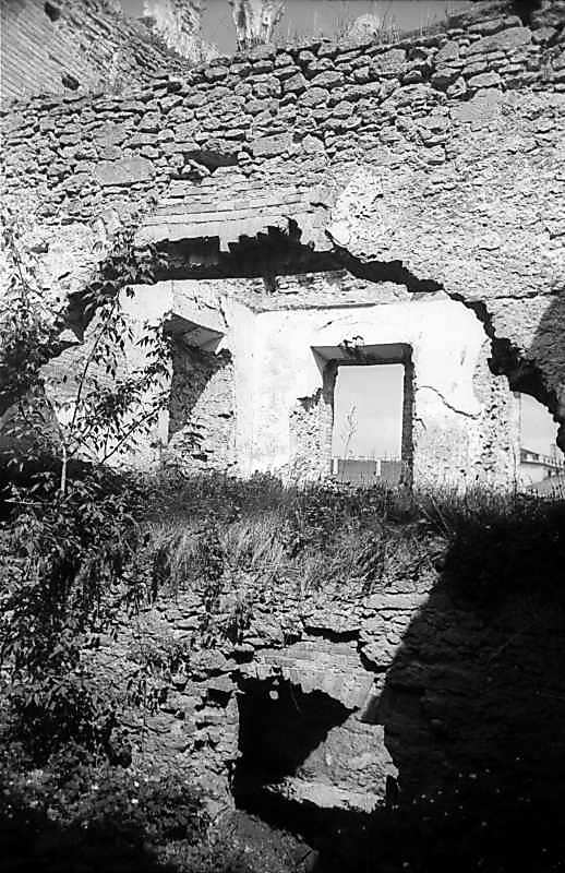 1978 р. Інтер'єр палацу. Вигляд зі сходу