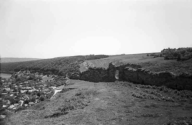 1978 р. Південно-східна частина двора. Вигляд з північного заходу