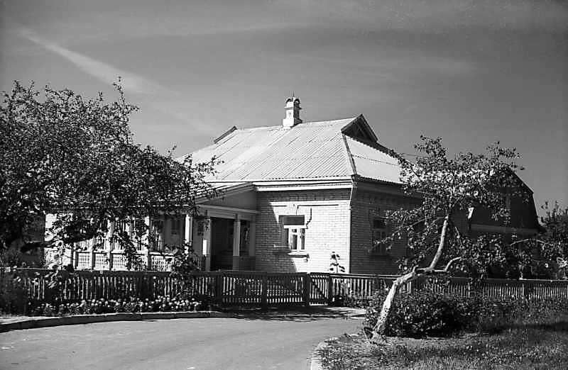 Будинок із м-ка Руська Поляна