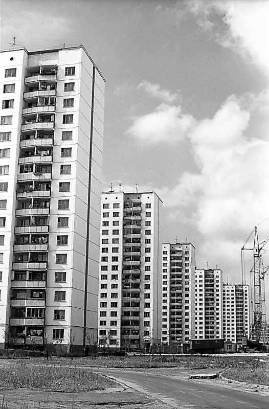 Житлові масиви