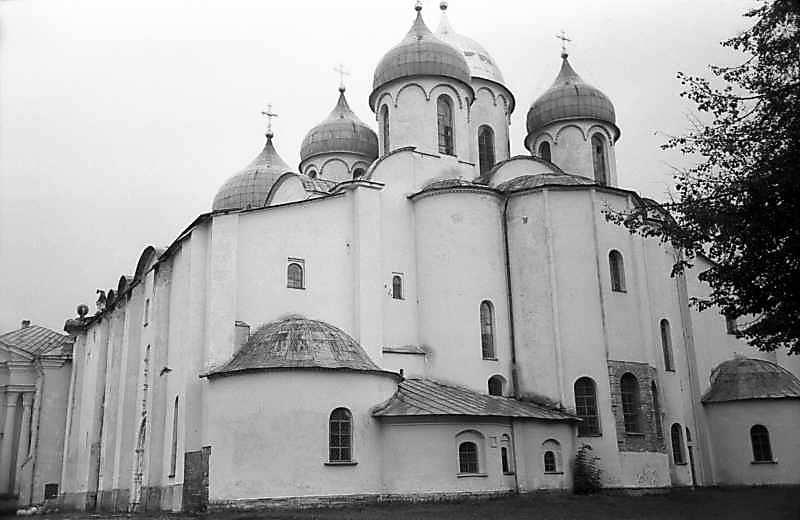 1981 р. Загальний вигляд з південного сходу