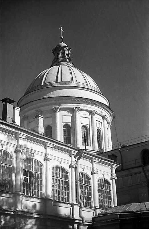 1981 р. Баня собору