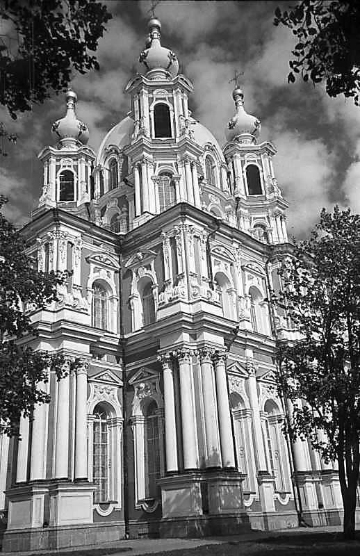 1981 р. Загальний вигляд собору