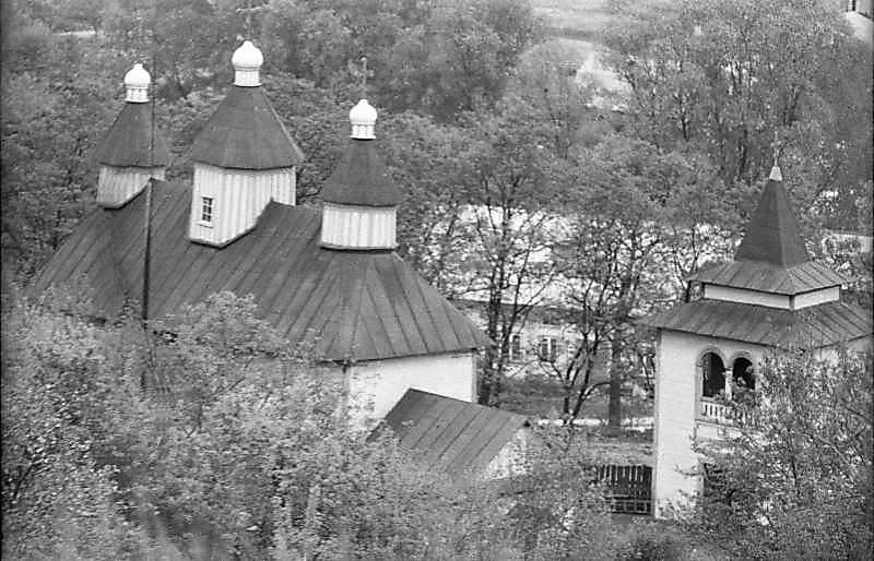 1983 р. Загальний вигляд з північного заходу