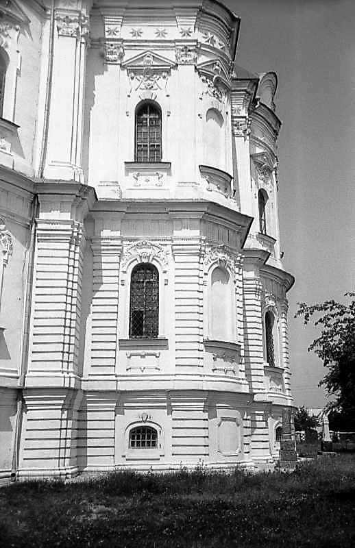 1983 р. Північно-східна частина. Вигляд з позиції С2